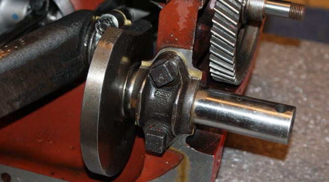 Remont silnika Ford model T 1924 rok. Montaż głowicy. Cz.1