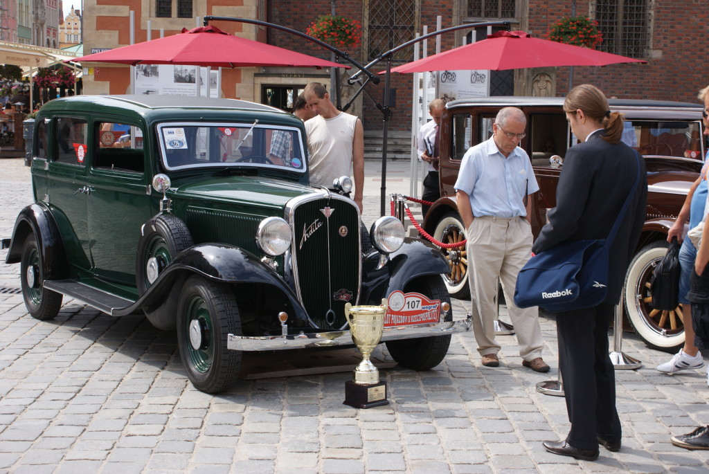Fiat 518 wygładał na rynku we Wrocławiu